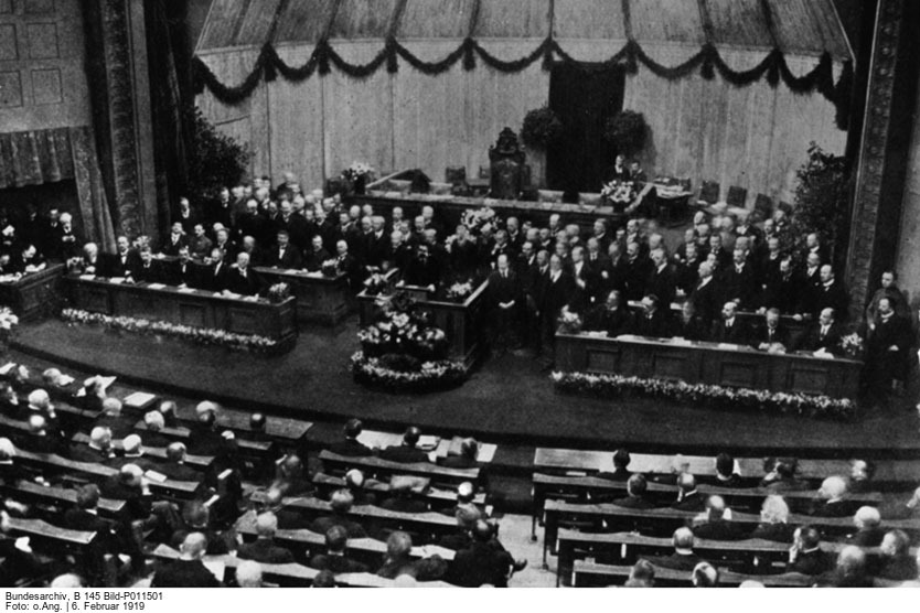 Plenum Nationalversammlung